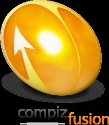 Strong Orange Compiz Fusion Logo