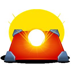 Desktop Compiz Fusion Logo