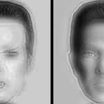 Optische Täuschung: Gesichtertausch